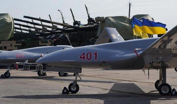 Ukrayna Türkiye'ye büyük çaplı yeni bir drone siparişi verdi